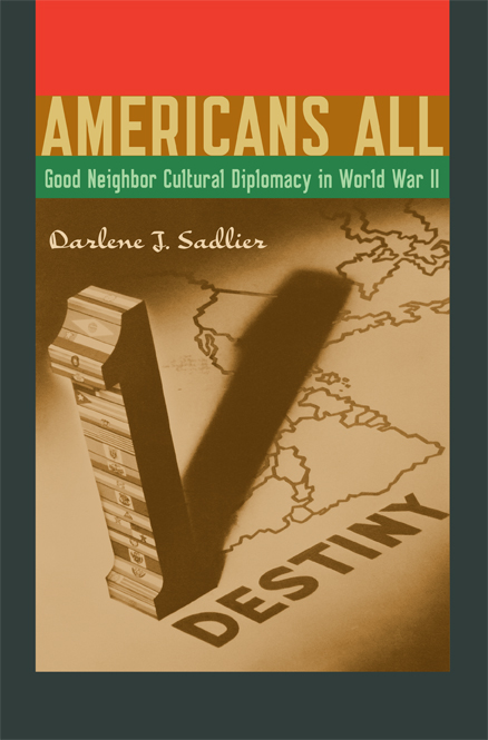 Inter-American Cultural Diplomacy in WWII