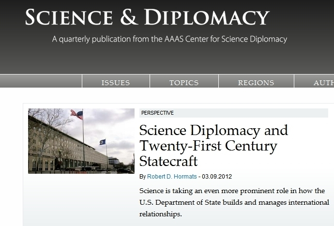 Engaging North Korea with Science Diplomacy