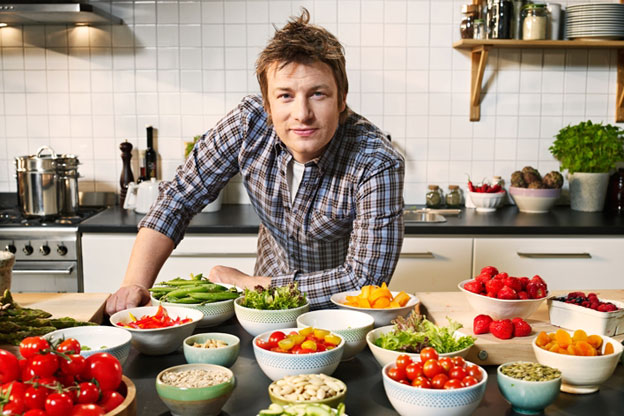 Jamie Oliver and the Gastrodiplomacy of Simulacra