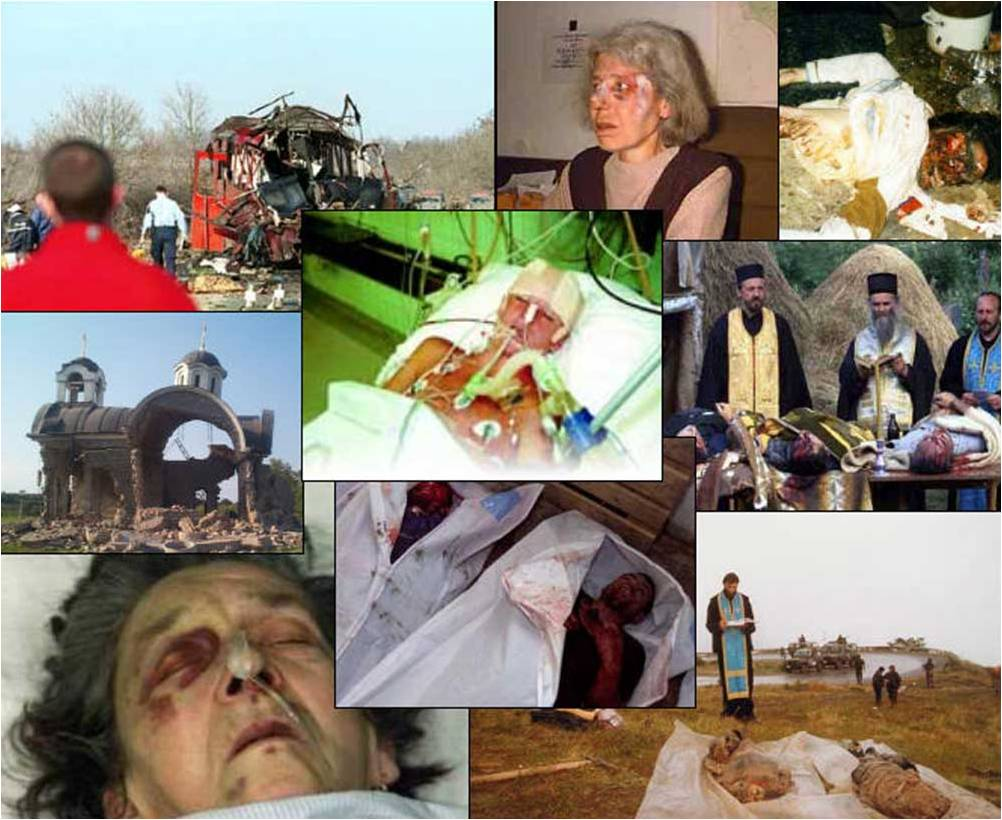 15 years since NATO aggression against Serbia and Montenegro