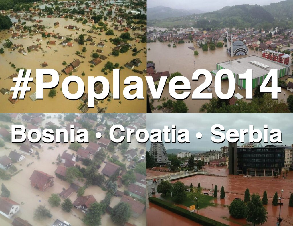 Open Your Heart And Support Flood Victims In Serbia