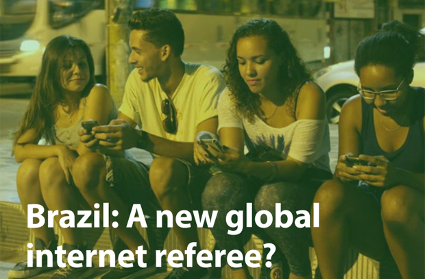 Internet governance: Brazil taking the lead in international debates
