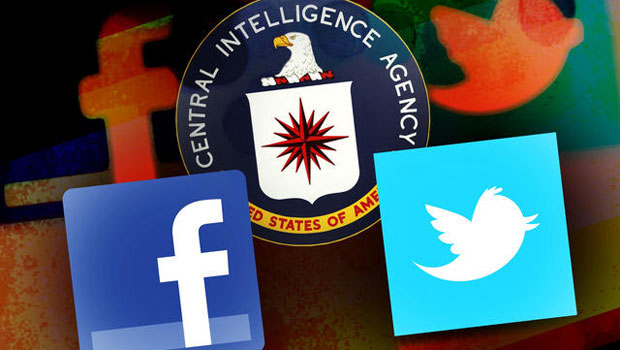 Spy Tweets: CIA Joins Twitter, Facebook