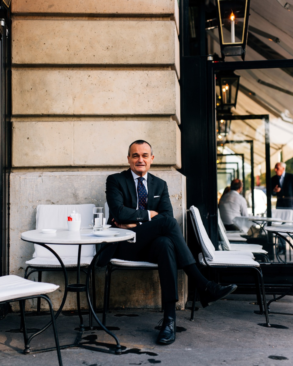 Don't Call Him the Gay Ambassador: Gérard Araud, France's Head Envoy to the U.S., Wants to Bring Diplomacy into the 21st Century