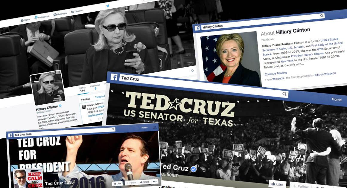 #Hillary #TedCruz rule
