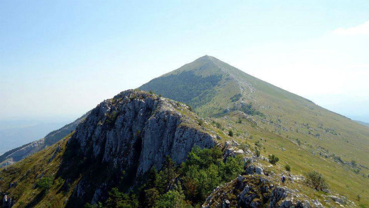 Rtanj – The Mysterious Pyramidal Shaped Beauty