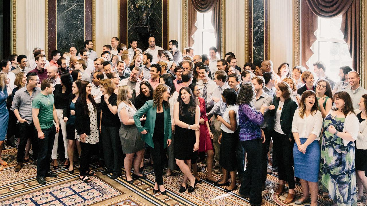 Inside Obama's Stealth Startup
