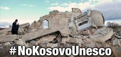 Catalog of Destroyed and Desecrated Churches in Kosovo  ( VIDEO )