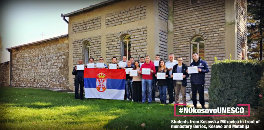 I '' studenti za istinu '' su digitalne diplomate Srbije