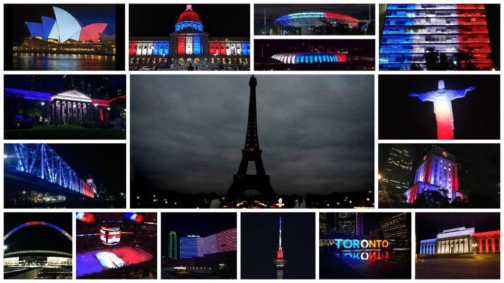 BIDD Theme Paris: a tale of two hashtags #digitaldiplomacy