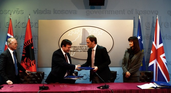 "The project ""Digital Diplomacy – Digital Albania and Digital Kosovo"""