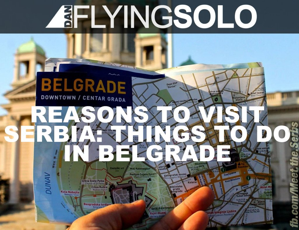 Reasons to visit Serbia: Things to do in Belgrade