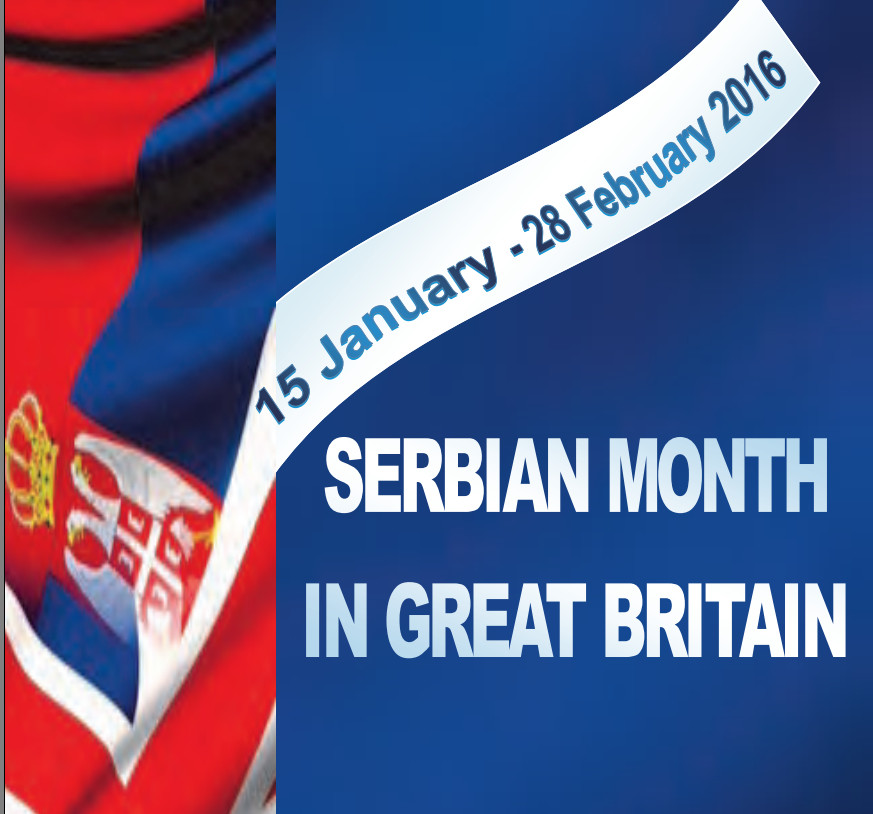 Serbian Month in Great Britain