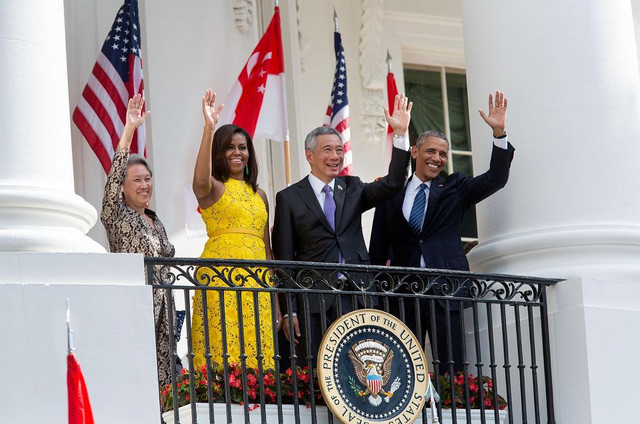 PM Lee hijacking White House Instagram account & vice versa highlights digital diplomacy