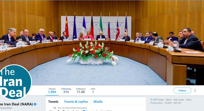 Revisiting Putnam's two-level game theory in the digital age: Domestic digital diplomacy and the Iran nuclear deal