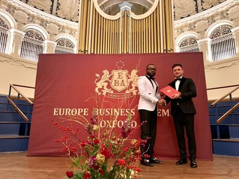 Young Ghanaian Entrepreneur Appointed EBA Ambassador To Ghana And West Africa