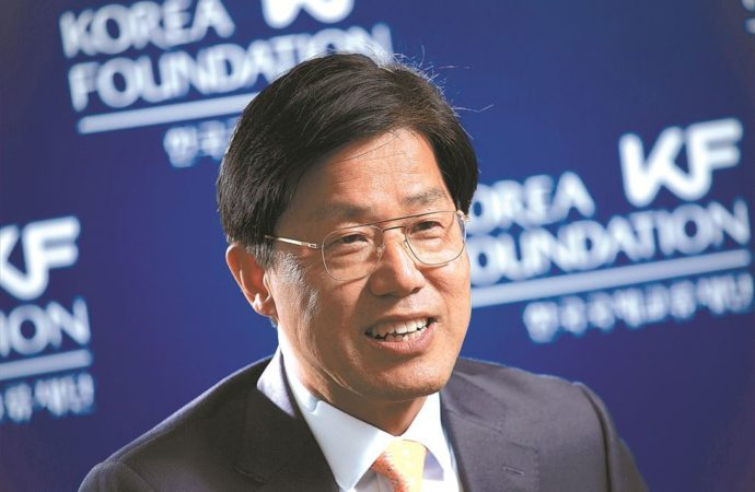 [INTERVIEW] Public diplomacy critical for multicultural Korea