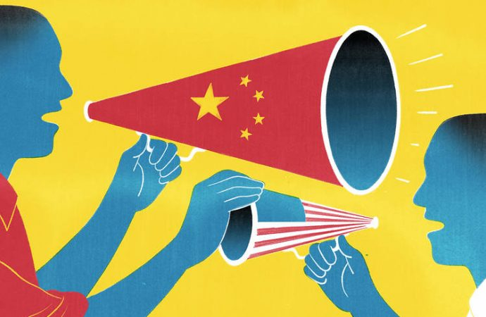 China Gets Its Message to Americans but Doesn't Want to Reciprocate