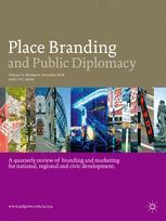 """Artykuł prof. Beaty Ociepki w """"Place Branding and Public Diplomacy"""""""