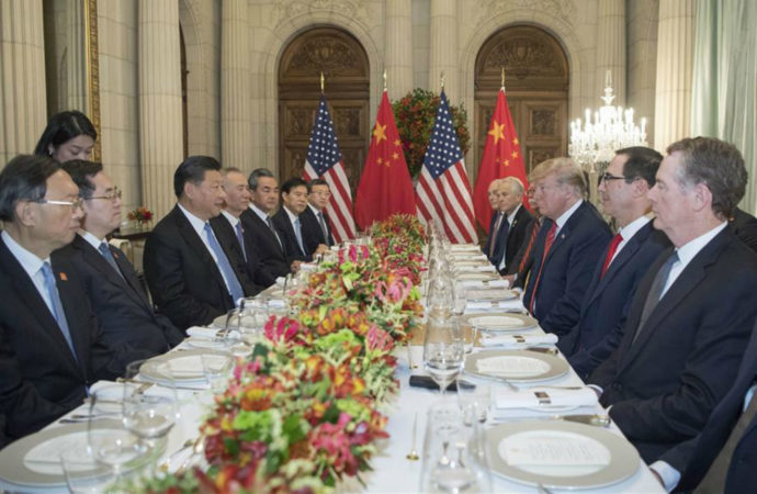 Change the Subject: U.S.-China Relations After Buenos Aires