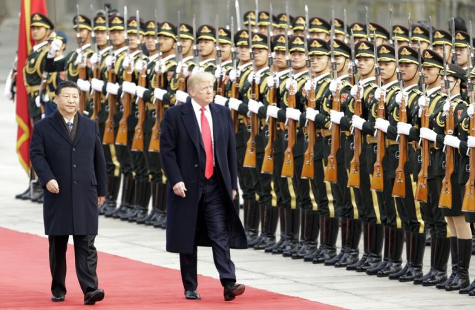 America's Cold Warriors Hold the Key to Handling China