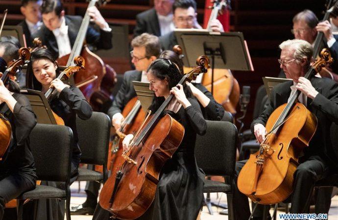 Chinese, U.S. musicians team up to mark 40-year China-U.S. diplomatic ties