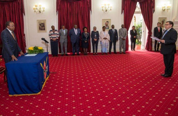 Ukraine ready to help Kenya fight terrorism financing
