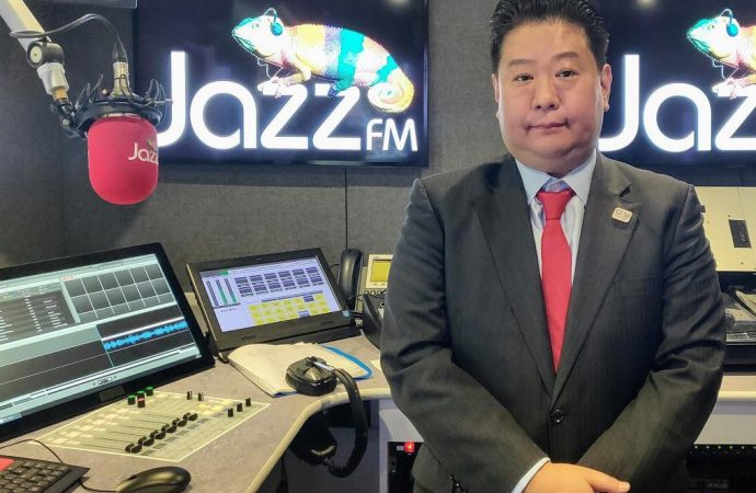 """""""Brexit is extremely important for Japan"""" Shinichi Iida, minister of public diplomacy, Embassy of Japan, Jazz FM Business Breakfast"""
