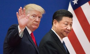 The Guardian: view on US-China antagonism