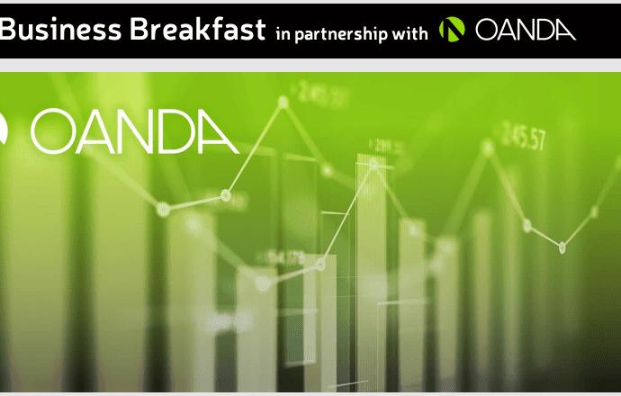 OANDA Business Breakfast on Jazz FM
