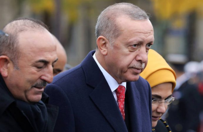The (de-)evolution of Turkey's Foreign Ministry