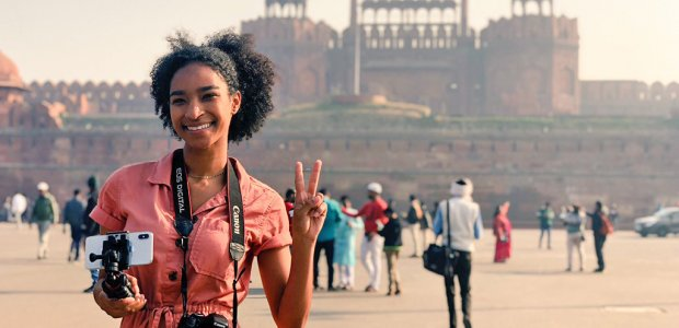 USC Center on Public Diplomacy fellow travels to India to report on soft power conference
