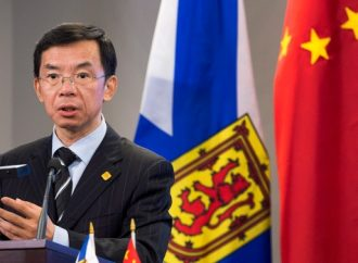 Chinese envoy accuses Canada of 'white supremacy' for demanding release of Canadians