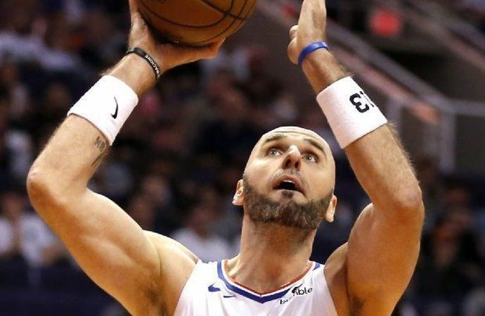 Clippers' Marcin Gortat heavily vested in 'Polish heritage day,' and in Poland's youth programs