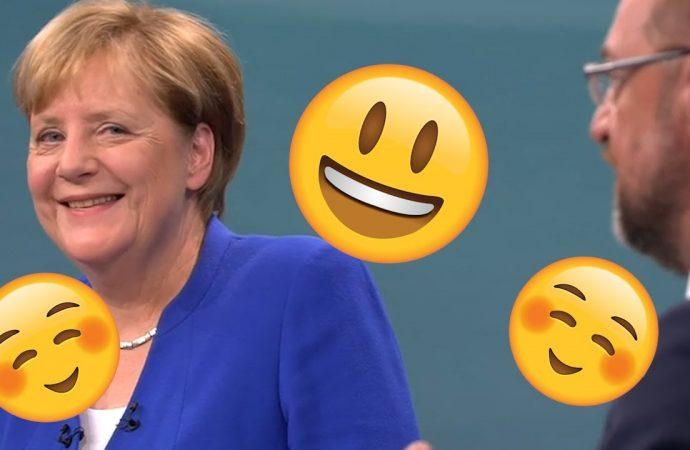 Kako je Angela Merkel dobila svoj emotikon?