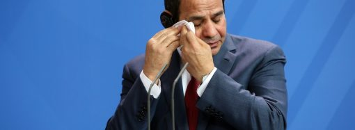 How Sisi's Plans for a PR Campaign Turned into an International Scandal