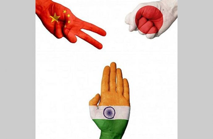 China, India and Japan—an emerging trilateral equation