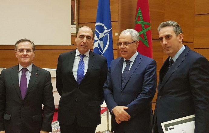 NATO and the Kingdom of Morocco co-organize a public diplomacy seminar celebrating the 25th anniversary of the Mediterranean Dialogue
