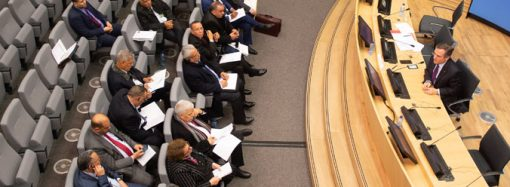 Algerian parliamentarians visit NATO