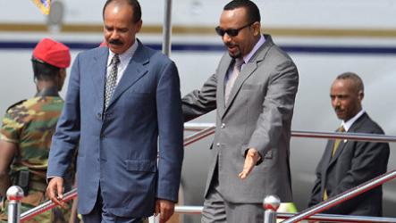 Ethiopian, Eritrean Leaders Set To Sign Detail Deals