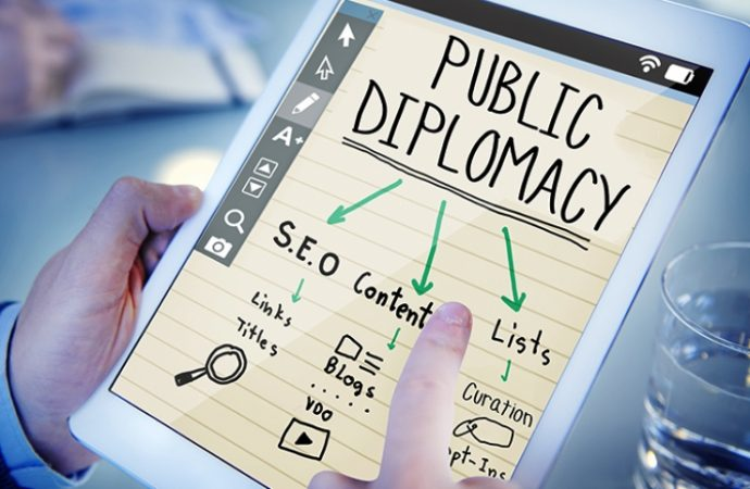 The Digitalization of Public Diplomacy