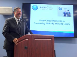 Sister Cities International: Promoting Peace and Cooperation