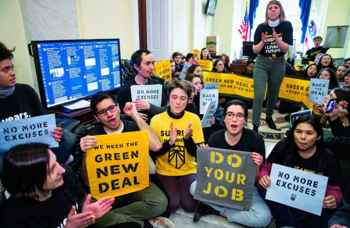 Green New Deal Must Grow Up Fast To Influence Bills Congress is Already Writing