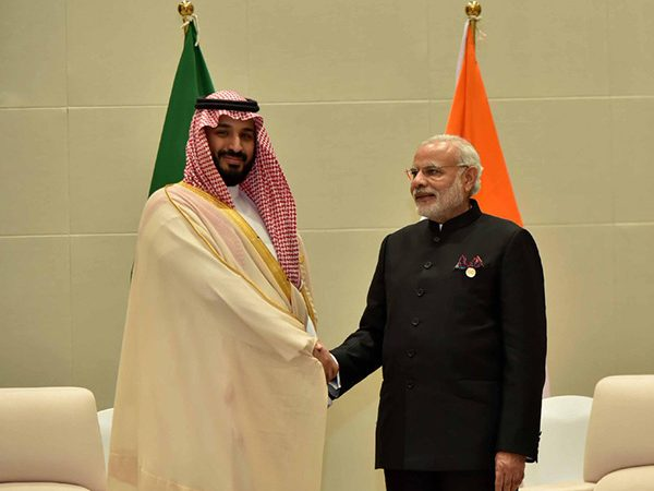 Saudi Arabia Crown in India to strengthen ties