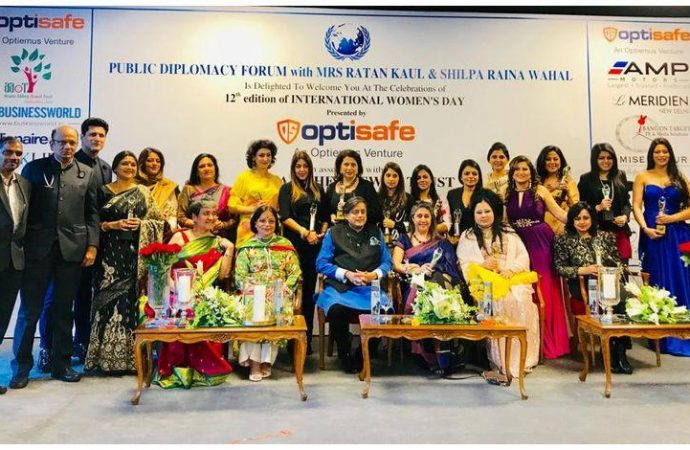 Public Diplomacy Forum Celebrates The Spirit Of Being A Woman With International Women's Day Awards