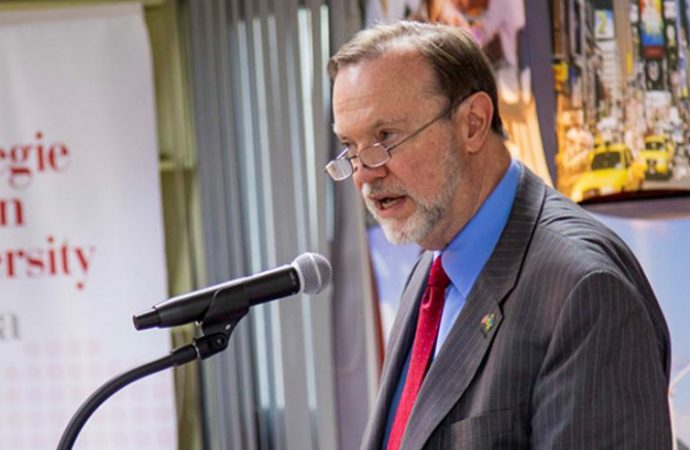 US Assistant Secretary for Africa visits