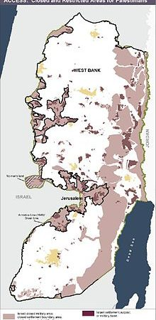 Israeli occupation of the West Bank