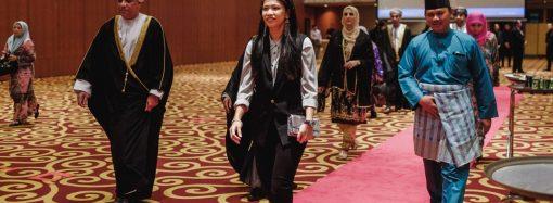 Royalty graces Omani Cultural Night