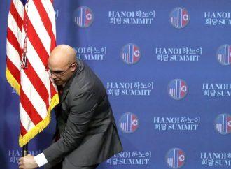 Political leadership versus diplomacy