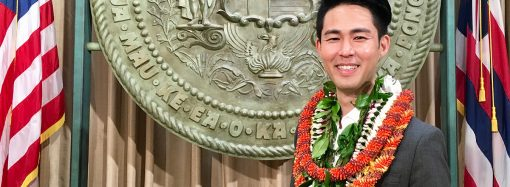University of Hawaii law student already a committed public servant